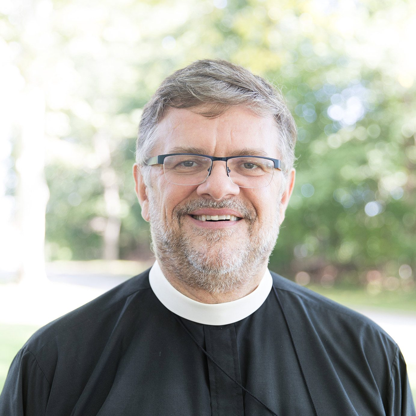 The Reverend Dr. Craig R. Higgins