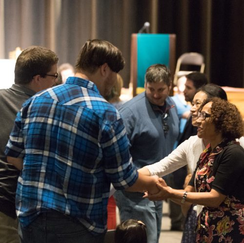 There are so many ways for people of all ages to connect to God and one another at Trinity Church. No matter your age or your spiritual background, check out the different ways you can become involved!