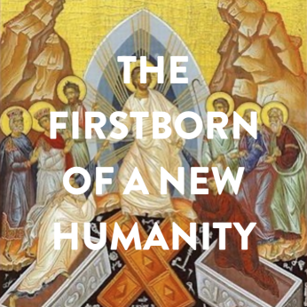 "Home Liturgy April 26th 2020: ""The Firstborn of a New Humanity"">"
