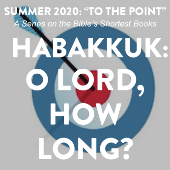 "Home Liturgy July 5th 2020: ""O Lord, How Long?"""