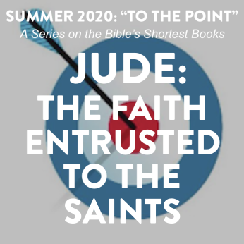 "HOME LITURGY August 30th 2020: ""The Faith Entrusted to the Saints"">"
