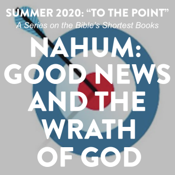 "Home Liturgy June 28th 2020: ""Good News and the Wrath of God"">"