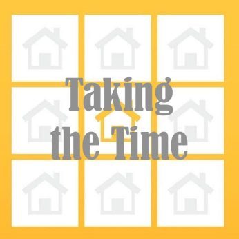 "HOME LITURGY September 20th 2020: ""Taking the Time"""