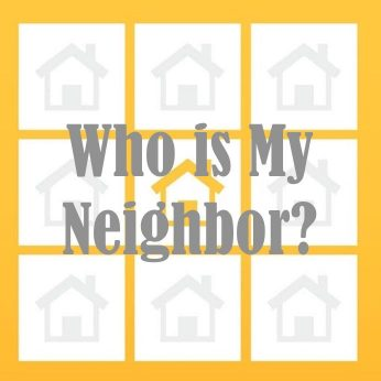"HOME LITURGY September 13th 2020: ""Who is My Neighbor"">"