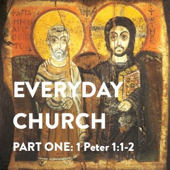 "HOME LITURGY October 4th 2020: ""Everyday Church (pt.1)"">"