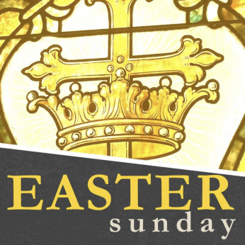 """HOME LITURGY April 4th 2021: Easter Sunday """"The Resurrection & the Life"""""""