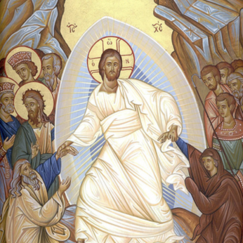 "HOME LITURGY April 11th 2021: ""Resurrection Power"">"